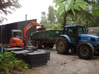 Wegeniswerken Alwin - Grondwerken